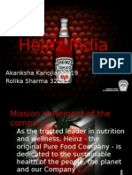 Heinz India