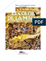 Pratchett - MundoDisco 01 - El Color de La Magia