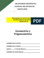 Secuencias 2013 Geometria y Trigonometria CECYTENL