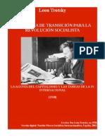 Programa de Transiciion