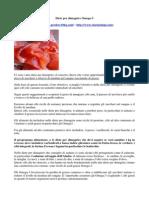 Diete Per Dimagrire - Omega-3