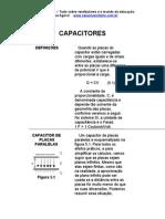 Capacitores - vestibular física