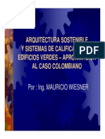 sistemasdecalificacion ARQUITECTURA SOSTENIBLE