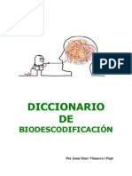 DICCIONARIO Enfermedades Bio