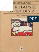 Bilge Karasu - Ne Kitapsız Ne Kedisiz.pdf