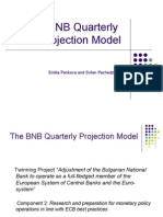 The BNB Quarterly Projection Model