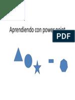 Aprendiendo Con Power Point