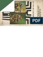 La vía de las máscaras. Claude Levi Strauss