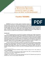 teixeira, faustino - cristologia desde pluralismo religioso.rtf