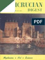Rosicrucian Digest, August 1947