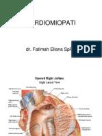 Kardiomiopati (presentasi)