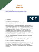 varios autores - galatas seleccion pastoral.doc