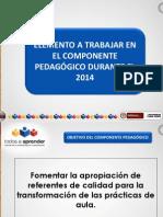 A.presentacion Componente Pedagogico