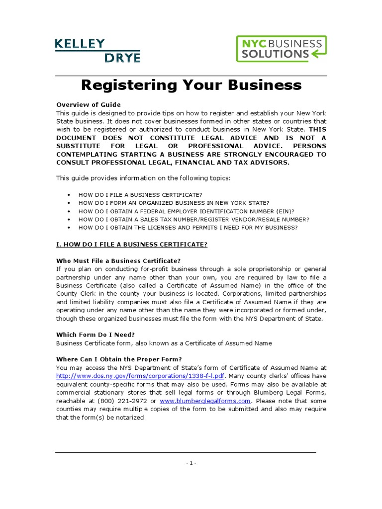 Registering Limited Liability Company Partnership