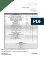 Phase1 1004 Proforma Invoice