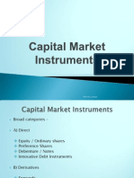 Lect 5 - FM&I - Cap Mkt Instruments
