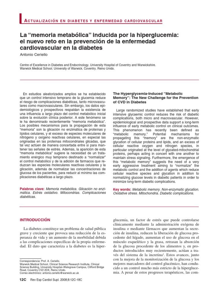 óxido nítrico sintasa inducida y diabetes
