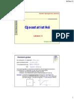 Gjeostatistike Lek 6