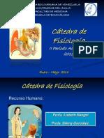 Introduccion a La Fisiologia