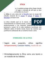 Quinta Clase de Etica Verano 2012