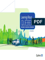 Information About Quebec