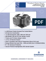 Catalogo Motores de Uso Genaral E-Line US Motors