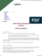 Dr MS Chauhan - Chakras