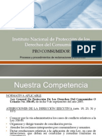 Presentacion Procesos y Procedimientos de Reclamaciones y Denuncias