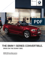 BMW US 1SeriesConvertible 2013