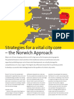 9663274 Strategies for a Vital City Core the Norwich Approach