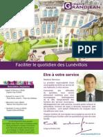 2014 - Tract Faciliter Quotidien
