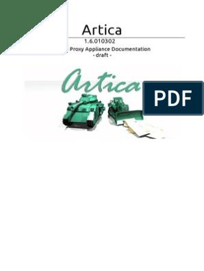 Artica Web Documentation   Proxy Server   Domain Name System