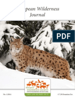 European Wilderness Journal 01/2014