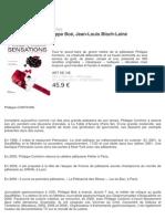 La Martiniere Sensations - 9782732453941