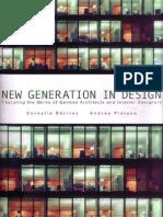 Generation in Design