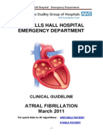 CEM5876 Atrial Fibrillation 2011