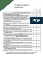 Cuestionario Diagnostico Rse