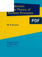 (Graduate Studies in Mathematics) N. V. Krylov-Introduction to the Theory of Random Processes-Amer Mathematical Society (2002).pdf
