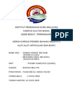 Assignment B.melayu(CoverPage Assignment)