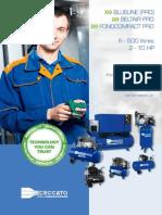 Profesionalni Klipni Kompresori Katalog