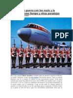 Bulgaria, En Guerra Con Los Nazis y La URSS Al Mismo Tiempo y Otras Paradojas