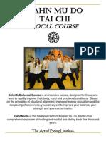 Dahn Mu Do Local Course Packet 2014