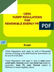 Tariff Regulation for Renewable Energy Sourceswith Bar 18.10.2010