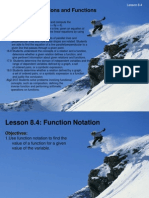 8 4 function notation