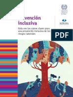 Prevención Inclusiva de Riesgos Laborales - SOFOFA - Chile 2013