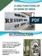 RBI latest policies