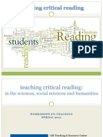 Critical Reading Feb2012
