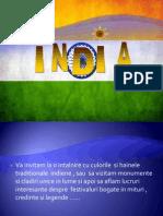 India- Arta Si Cultura