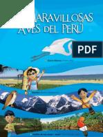 Las maravillosas aves del Perú, por Gonzalo Cobo