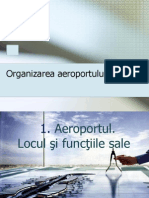 1 - Organizare Si Definitii Aeroport